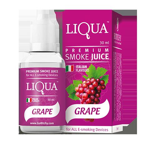E-liquid LIQUA - Hroznové víno