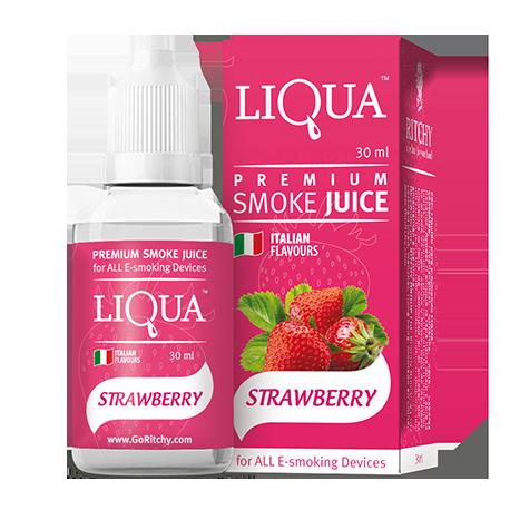 E-liquid LIQUA - Jahoda