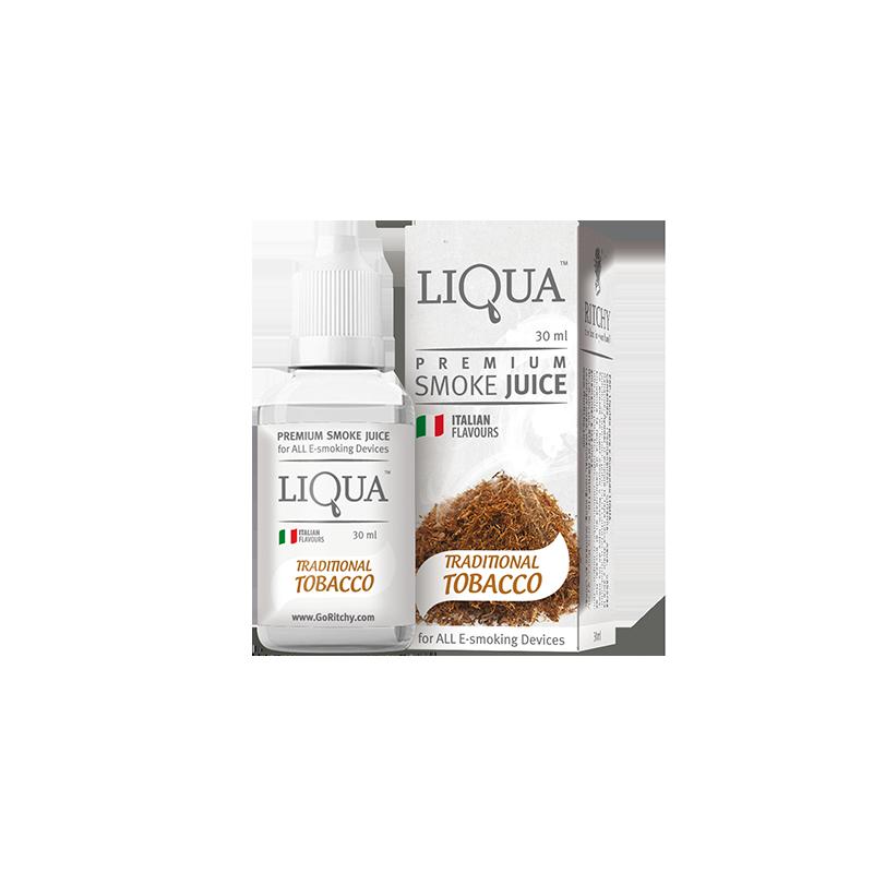 E-liquid LIQUA - Tradiční tabák