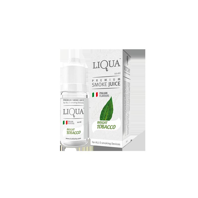 E-liquid LIQUA - Světlý tabák