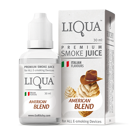 E-liquid LIQUA - Americký tabák