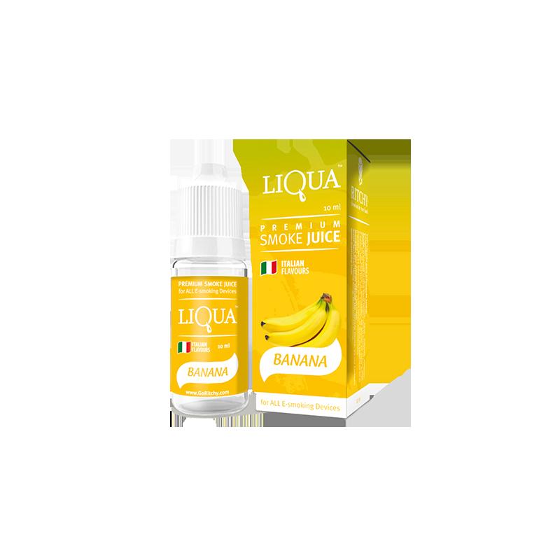 E-liquid LIQUA - Banán