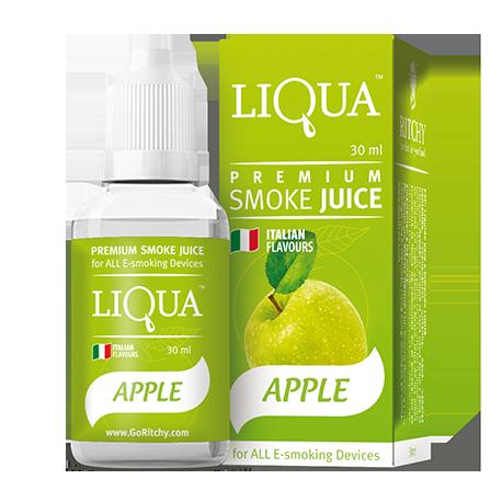 E-liquid LIQUA - Jablko